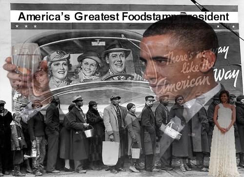 obama depression food