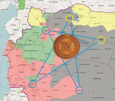 the-syria-pentagram