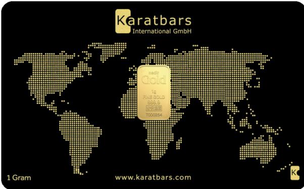 KaratBar