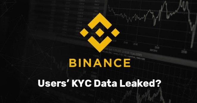 Binance KYC Data Leak — Crypto Exchange Sets $290,000 Bounty On Blackmailer