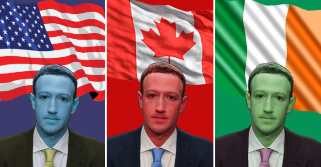 New York, Canada, Ireland Launch New Investigations Into Facebook Privacy Breaches